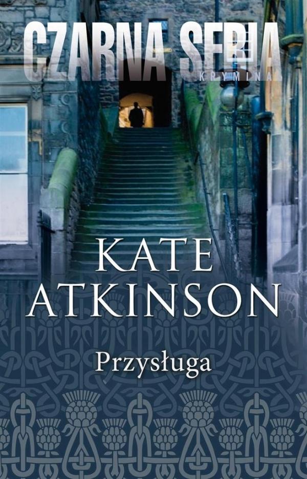 Przysługa Atkinson Kate