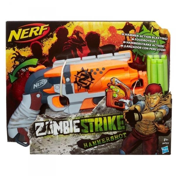 Nerf Zombie Strike Hammershot (A4325)