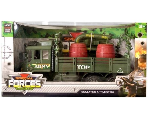 Ciężarówka wojskowa (110646)