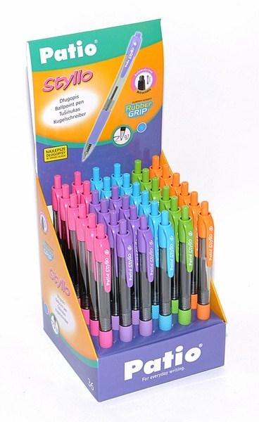 Długopis Styllo - niebieski (31646PTR)