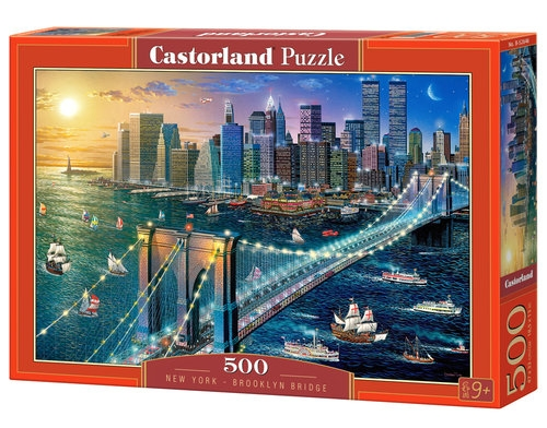 Puzzle New York Brooklyn Bridge 500 (B-52646)
