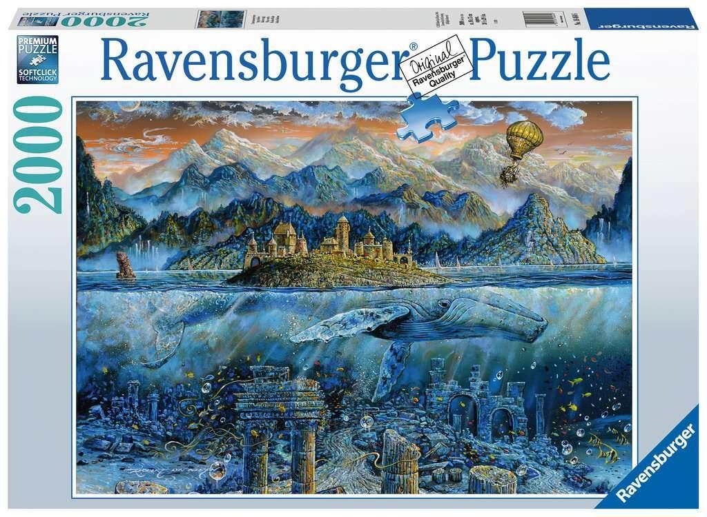 Puzzle 2000: Wieloryb mądrości (16464)