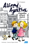 Alfred i Agatha Zagadka złotych figurek Campoy Ana