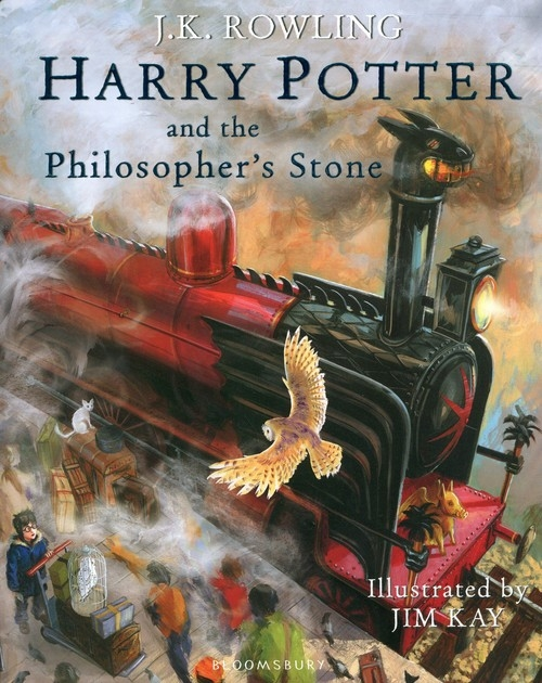 Harry Potter and the Philosopher's Stone Rowling J.K.