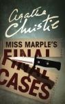 Miss Marple's Final Cases Christie Agatha
