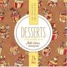 Kolorowanka antystresowa 200x200 12 Desserts