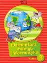 Elementarz małego informatyka 3 podręcznik z płytą CD