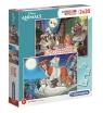 Puzzle SuperColor 2x20: Disney Animal Friends (24764)