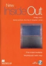 Inside Out New Pre-Intermediate WB MACMILLAN Philip Kerr