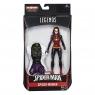 Figurka Spiderman Legends Spider Women (A6655/E1300)