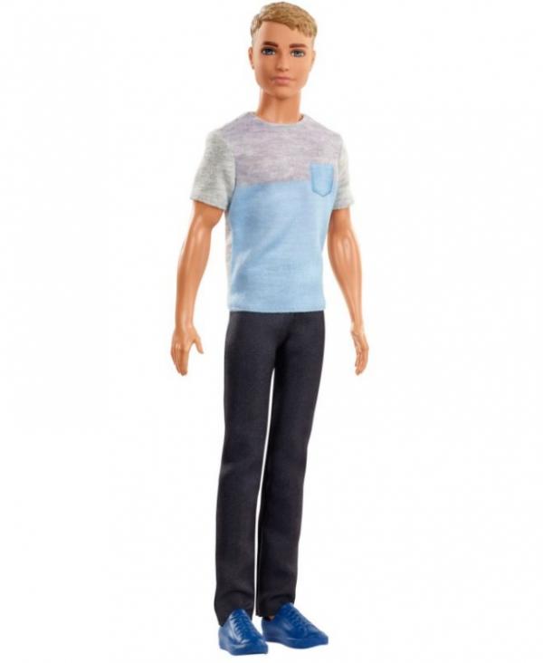 Barbie: Ken - lalka podstawowa (GHR61)
