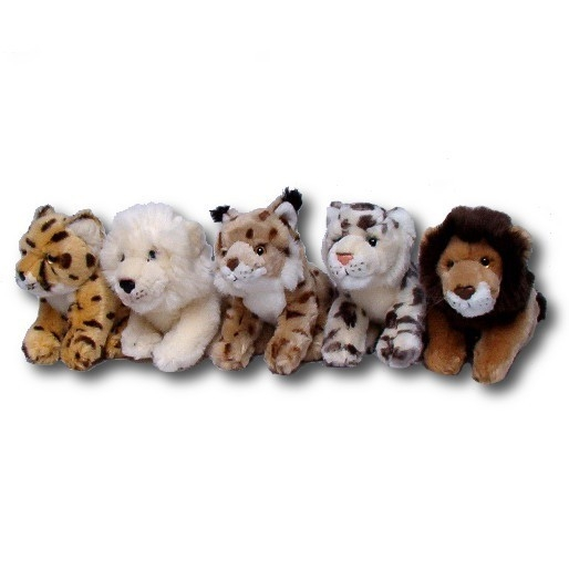 ROXI Zwierzęta z dżungli 18 cm