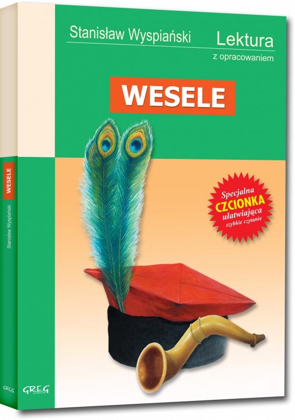 W Mega Wesele wydanie z opracowaniem i streszczeniem - Wyspiański QT98