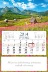 Kalendarz 2014 KM 1 Chatki