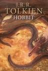 Hobbit  Wersja ilustrowana Tolkien J.R.R.