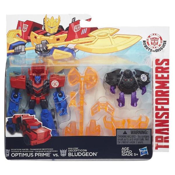 HASBRO TRA Minicony Optimus Prime (B4713/B4714)