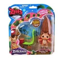Zelfs Magia Elfów Pachnący Zelf 7cm z akcesoriami Cheeky Tik (EP02250/22364)