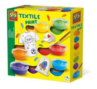 Farby do malowania tkanin - 6 modnych kolorów