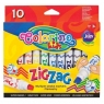 Flamastry ZIG ZAG 10 kolorów (34647PTR)