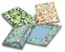 Teczka kartonowa z gumką B4 Pigna Nature Flowers mix wzorów