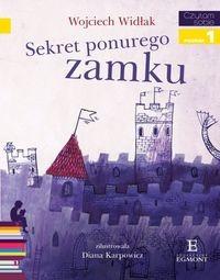 Czytam sobie. Sekret ponurego zamku (55647) Widłak Wojciech