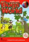 Bugs World 1 Podręcznik z płytą CDSzkoła podstawowa Read Carol, Soberon Ana