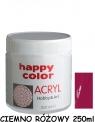 Farba akrylowa 250ml ciemnoróżowy (7370 0250-25) .