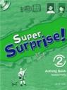 Super Surprise język angielski część 2 ćwiczenia z multiROM-em szkoła podstawowa