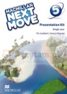 Macmillan Next Move 5 DVD Amanda Cant, Mary Charrington, Viv Lambert