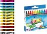 Kredki woskowe  12 kolorów 09E.2691 EPO70112