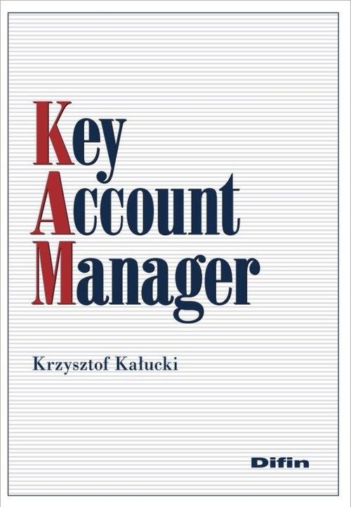 Key Account Manager Kałucki Krzysztof