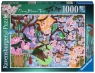 Ravensburger, Puzzle 1000: Kwitnące wiśnie (167647)