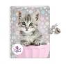 Pamiętnik z kłódką Kot The Sweet Pets