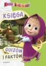 Masza i Niedźwiedź - Księga quizów i faktów