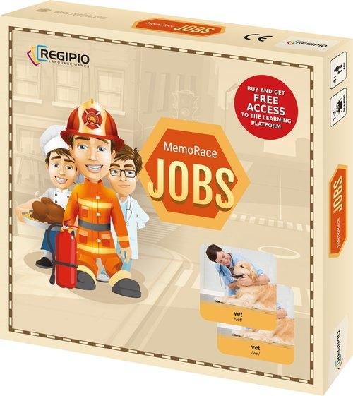 MemoRace Jobs