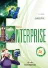 New Enterprise A1 Student`s Book + DigiBook. Podręcznik do języka angielskiego dla szkół ponadpodstawowych