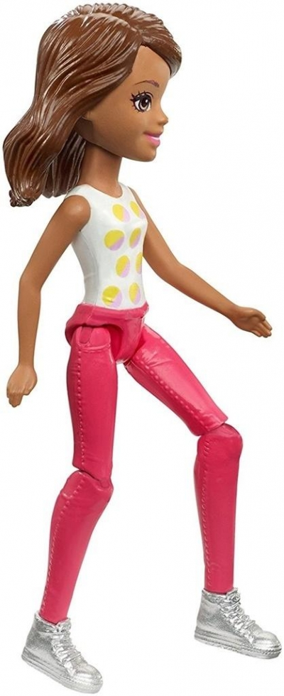 Barbie On The Go małe laleczki (FHV55)