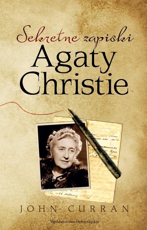 Sekretne zapiski Agaty Christie Curran John