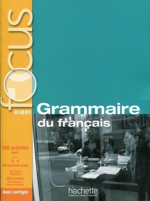 Focus Grammaire du français Podręcznik z płytą CD