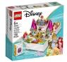 LEGO Disney: Książka z przygodami Arielki, Belli, Kopciuszka i Tiany (43193)