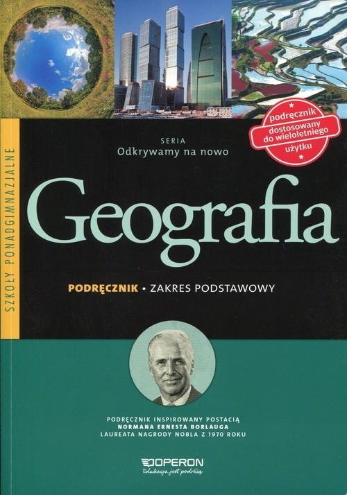 Odkrywamy na nowo Geografia Podręcznik Zakres podstawowy Kurek Sławomir