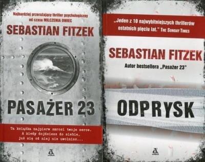 Pasażer 23 / Odprysk Fitzek Sebastian