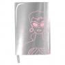 Notes A5/96 kartek holograficzny Barbie Face (BARF-3685)