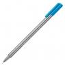 Cienkopis Triplus Fineliner 0,3 mm - ultramaryna niebieski (334-37)
