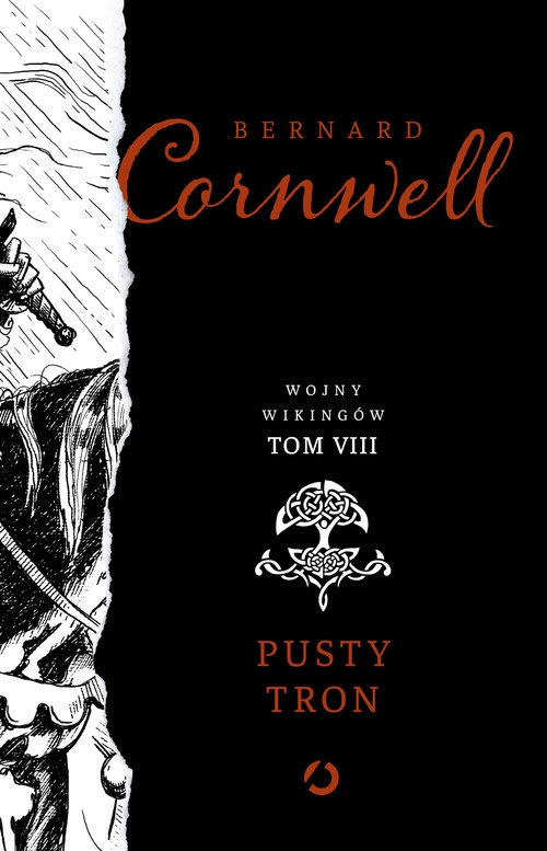 Pusty tron Cornwell Bernard