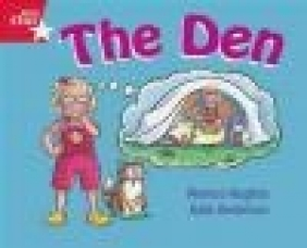 Rigby Star Guided Reception Red Level: The Den Pupil Book (Single)