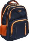 Plecak zaokrąglony szkolny Colour Orange Street