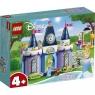 Lego Disney Princess: Przyjęcie w zamku Kopciuszka (43178) Wiek: 4+