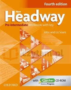 Headway NEW 4th Ed Pre-Inter WB with Key
