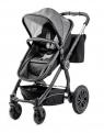 Wózek wielofunkcyjny 3w1 Veo czarny/szary (KKWVEOBLGR3000)